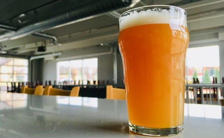 First Beers to be on Tap! Image